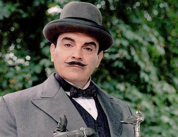 Hercule Poirot, detive Belga, personagem da autora britânica Agatha Christie