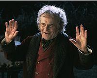 Bilbo é gente como a gente! Mais ou menos...
