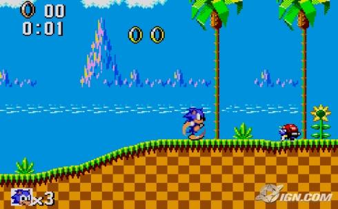 Sonic é, sem dúvida, o melhor jogo do Master System.