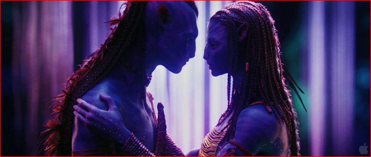 Beijo Avatar :P